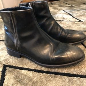 n.d.c. Made by hand Chelsea zip boots, 41